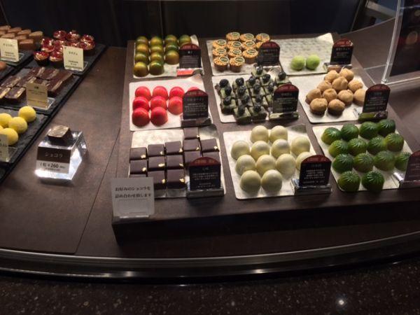 京都 三条 BEL AMER京都別邸 宝石のような高級チョコレート