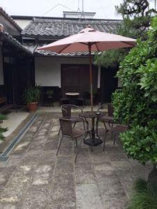 中小路家住宅 カフェ