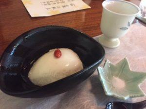 松籟庵 雪塩豆腐