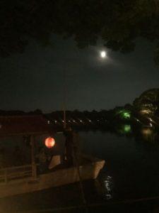 大覚寺 観月の夕べ