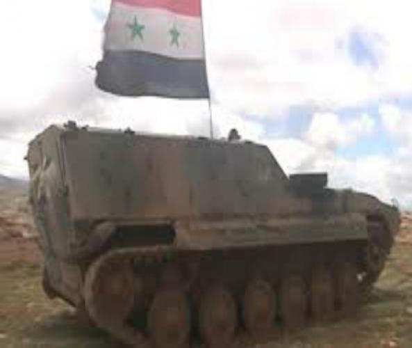 الجيش السوري يصد هجوما للإرهابيين على مدينة حلب