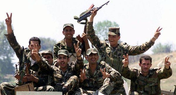 الجيش السوري يستعيد مشفى الأسد ويحرر 50مدنيا من قبضة