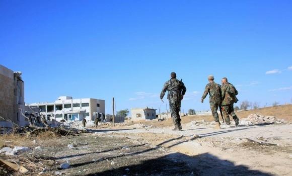 الجيش يتصدى لهجوم