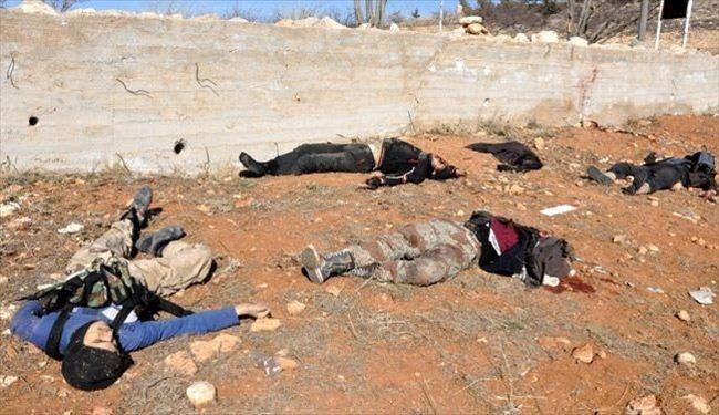 الجيش يقضي على مجموعات إرهابية تسللت إلى قرية الرملية غرب السلمية