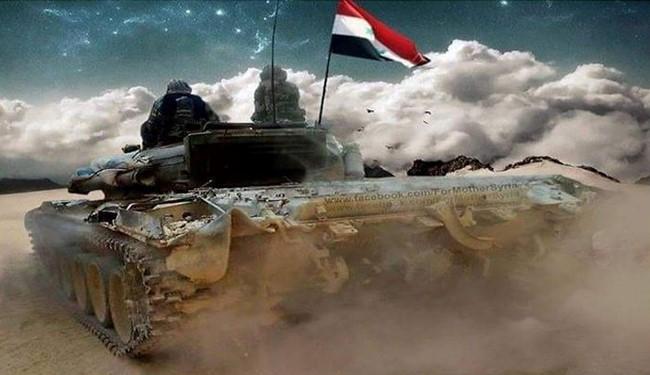 الجيش السوري يوقع تحالف جيش الفتح الارهابي في فخ