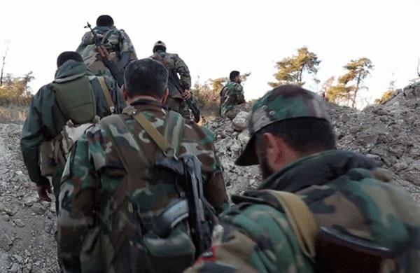 آخر التطورات الميدانية في جنوب حلب