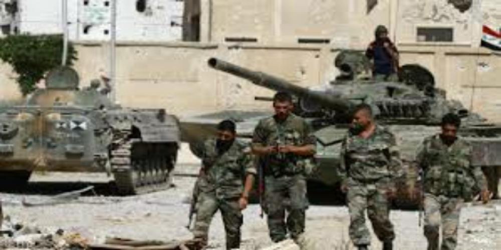 الجيش السوري يسيطر على 25 كتلة أبنية غرب حلب.. ويصد هجوماً في القلمون