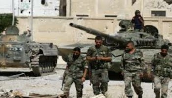 SYRIAN ARMY AND ALLIES ADVANCE AGAINST TERRORIST BUTCHERS; IDLIB BOMBARDED INTO STONE AGE BY AIR FORCE