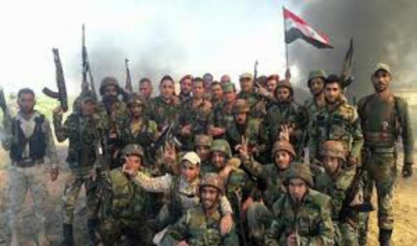 الجيش السوري يحكم الطوق على محور الكليات في حلب