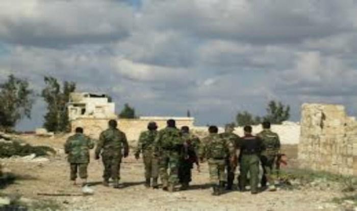 الجيش السوري يبسط سيطرته الكاملة على مخيم حندرات شمال حلب