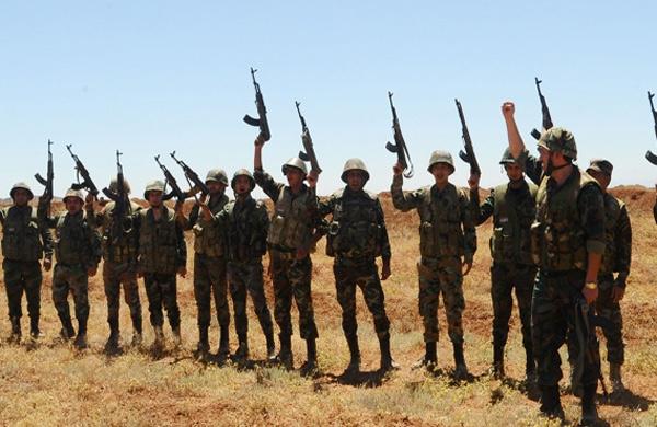 الجيش السوري يسيطر على بلدة معان بريف حماة الشمالي
