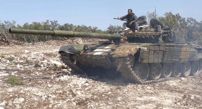 الجيش السوري يفشل هجوما عنيفا لـ