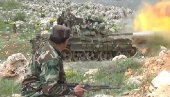 SYRIAN ARMY SLASHES THROUGH ALQAEDA DEFENSES IN DOUMAA ADVANCING MIGHTILY; ARMY STORMING SOORAAN; SAA BRACING FOR CONFRONTATION WITH TURK DEGENERATES