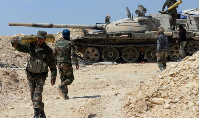 في الغوطة الشرقية.. الجيش يسيطر على