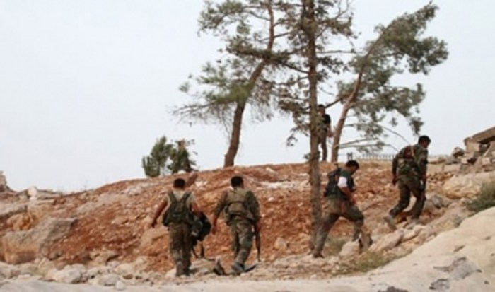 74 إرهابياً بين قتيل ومصاب في عمليات للجيش بدرعا وريفها