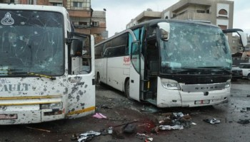 EXCLUSIVE TO SYRPER! SAUDI ARABIA BEHIND TERRORIST ATTACKS IN DAMASCUS;