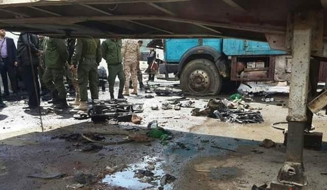 وزير الداخلية: تشكيل لجنة تحقيق لتقصي جميع الحقائق حول طبيعة تفجيري اليوم