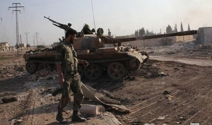 الجيش يواصل تقدمه في ريف حمص الشرقي