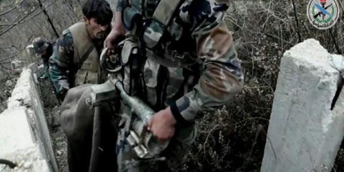 قتلى ومصابين في صفوف ارهابيين حاولوا التسلل لأحد المواقع العسكرية بريف اللاذقية