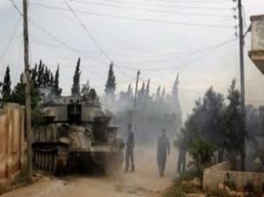 الجيش السوري وحزب الله يسيطران على كامل جرود رأس المعرة في القلمون