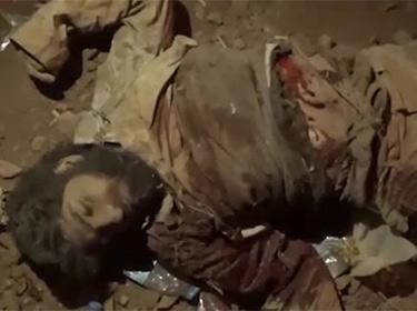 مقتل 7 إرهابيين من داعش في قرية المجيبرة بريف الحسكة