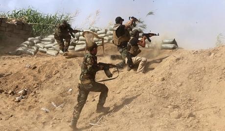 الجيش يسيطر على مزارع جديدة في مرج السلطان بالغوطة الشرقية