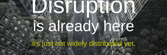 Disruption 1000x571