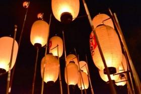 鹿嶋神社白河提灯まつり