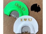 Turkey Mouth Call – Father's Special Day Set