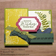 J. Pollock Designs - Stampin' Up! - Annette Watson