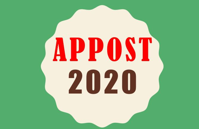 Appost.in 2020