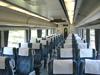 JR Shikoku 2000 series Ordinary seat