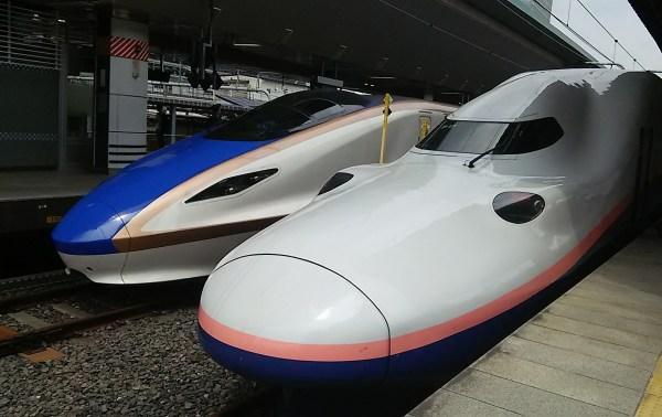 Joetsu Shinkansen