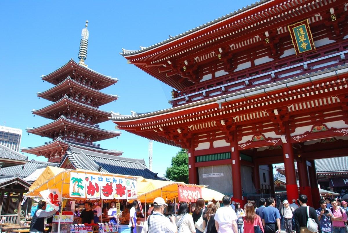 How to access to Asakusa. Can we get Asakusa by Japan Rail Pass?