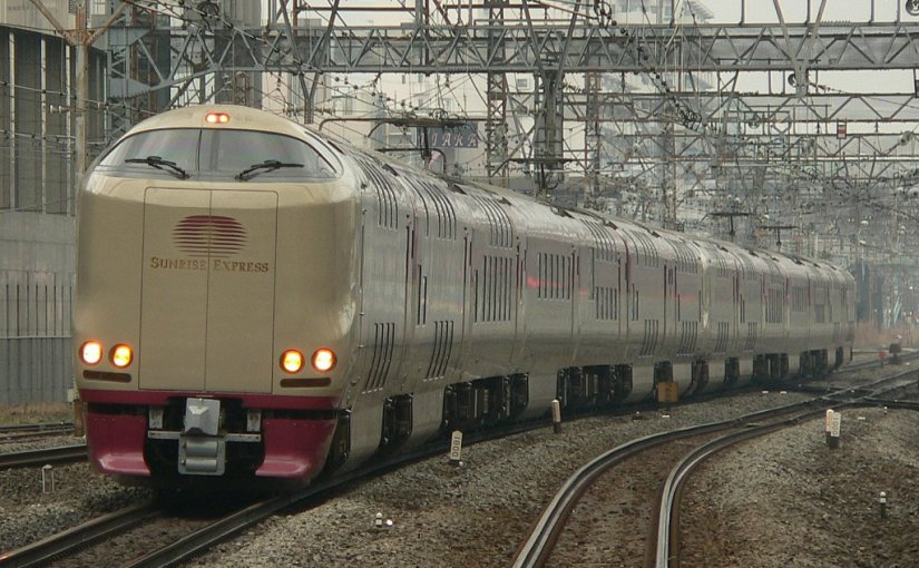 Sunrise Izumo train guide and timetable: Overnight sleeper train runs between Tokyo and Osaka, Izumoshi, fully covered by the JR Pass