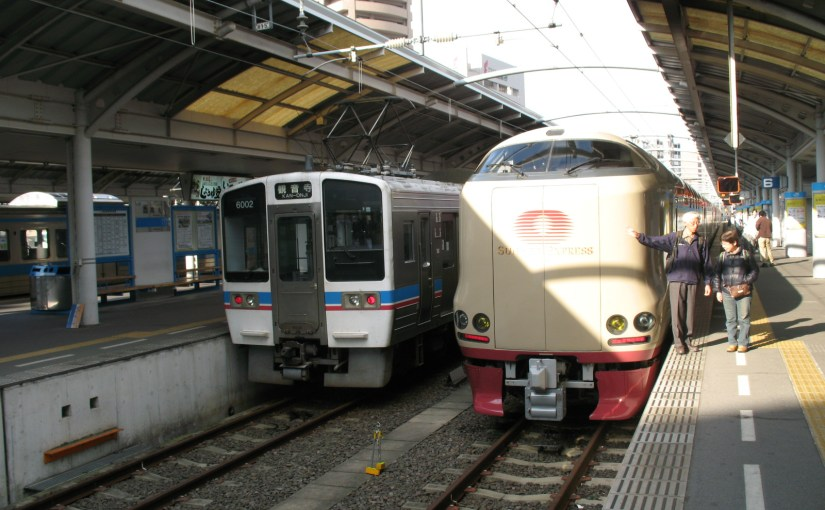 The overnight express train Sunrise Seto train guide and timetable. It runs between Tokyo and Takamatsu via Okayama. JR Pass user can take with no extra charge.