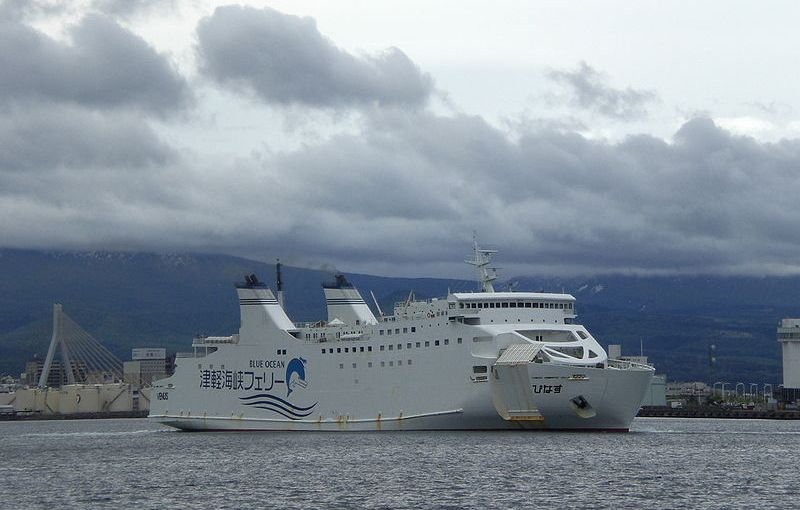 Another idea of overnight transfer to Hokkaido, using ferry service between Aomori and Hakodate