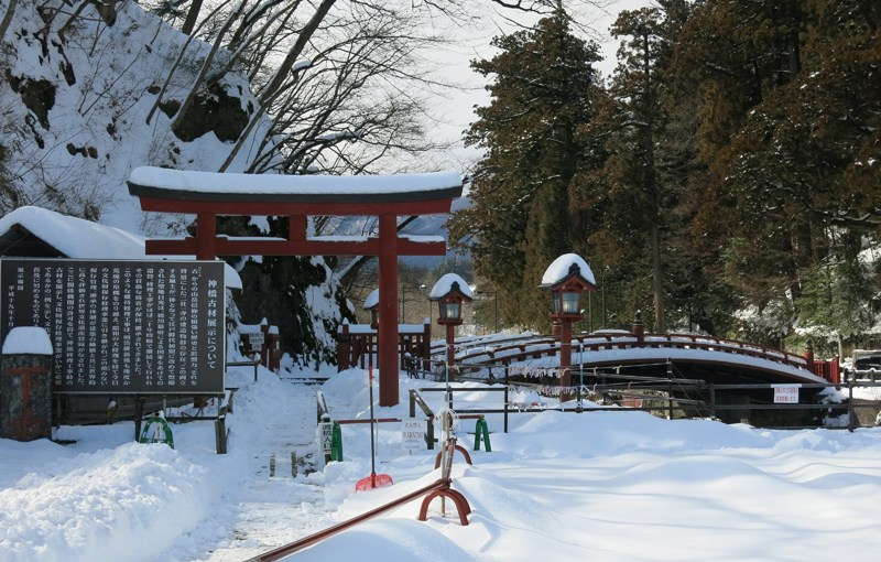 Trip to Aizu, Nikko and Hakone in 2014 winter – Part 10, sightseeing in Nikko