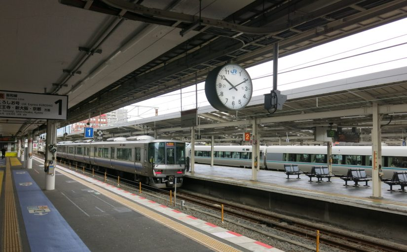 Wakayama and Wakayamashi stations guide. The difference of these stations and which station is more convenient for travelers?