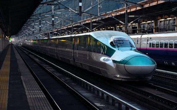 H5 sereis Hokkaido Tohoku Shinkansen