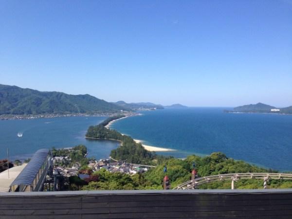 Kasamatsu park amanohashidate