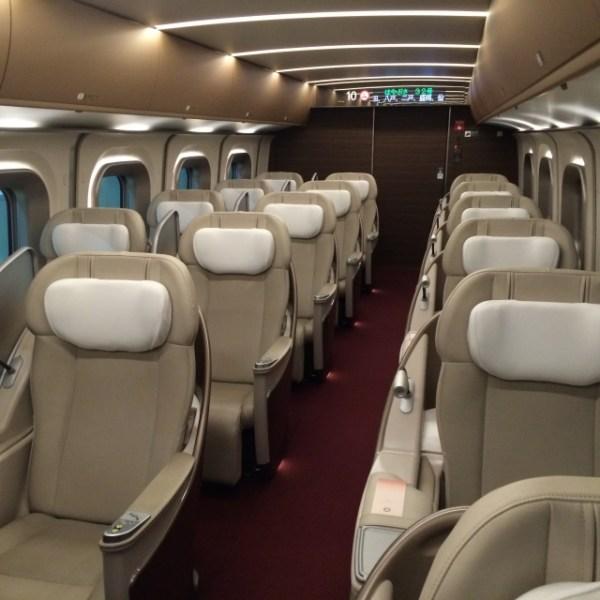 Gran class seat