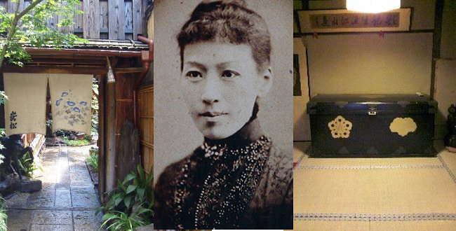 幾松(木戸松子)~京の舞妓で桂小五郎の恩人