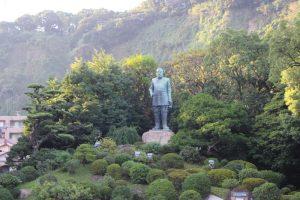 i西郷隆盛の銅像