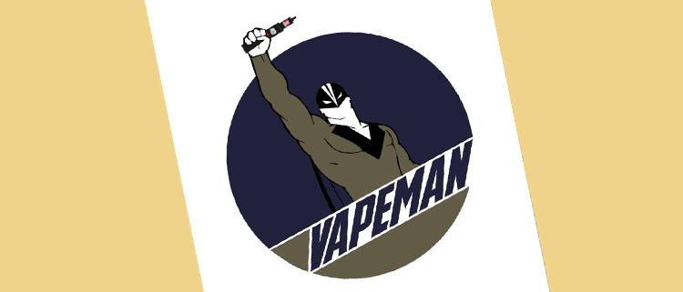 Création de logo pour Vapeman