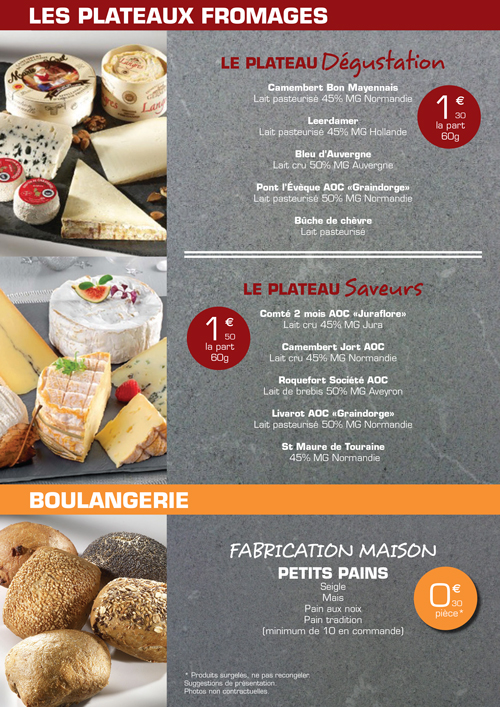 catalogue pour E. Leclerc