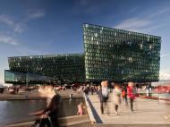 Centro de conciertos, Olafur Eliasson