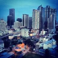 Skyline, Bangkok