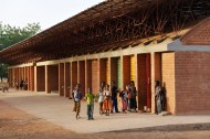 Kéré. Primary school