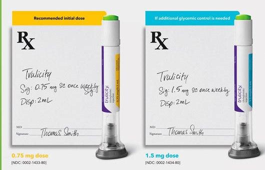 ابرة السكر الأسبوعية تروليسيتي كيفية عمل واستخدام ابرة السكر الأسبوعية تروليستي مجلة علوم الصيدلة الإلكترونية
